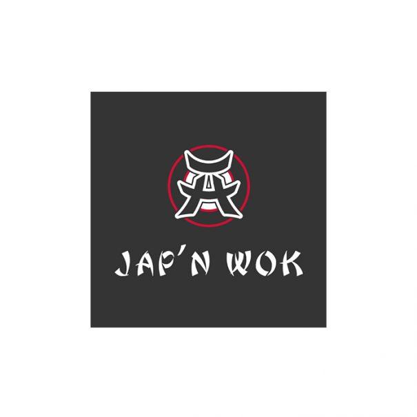 Logo Jap'n wok